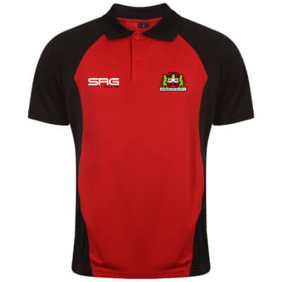 Polo - BlackRed Front copy