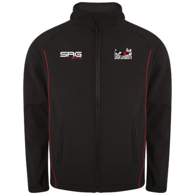 SoftShell BlackRed (Front)