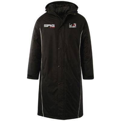 Sub Jacket Black (Front)