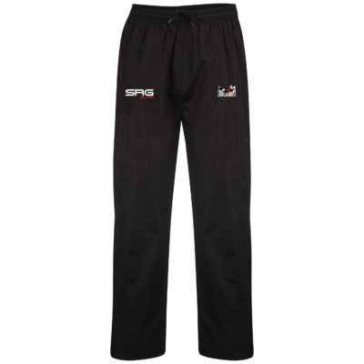 TrackPant Black (Front)